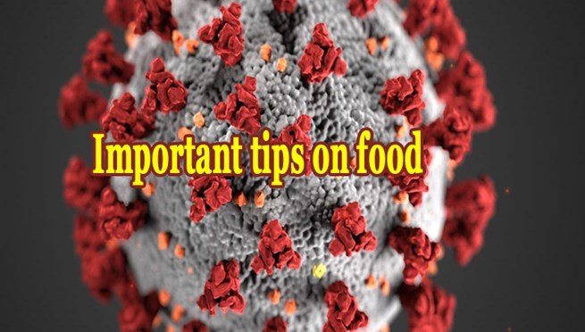 Important tips on food safety